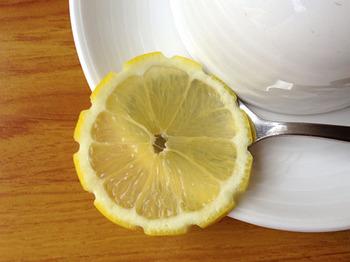 神保町ランチョン09 レモンの飾り切り.jpg